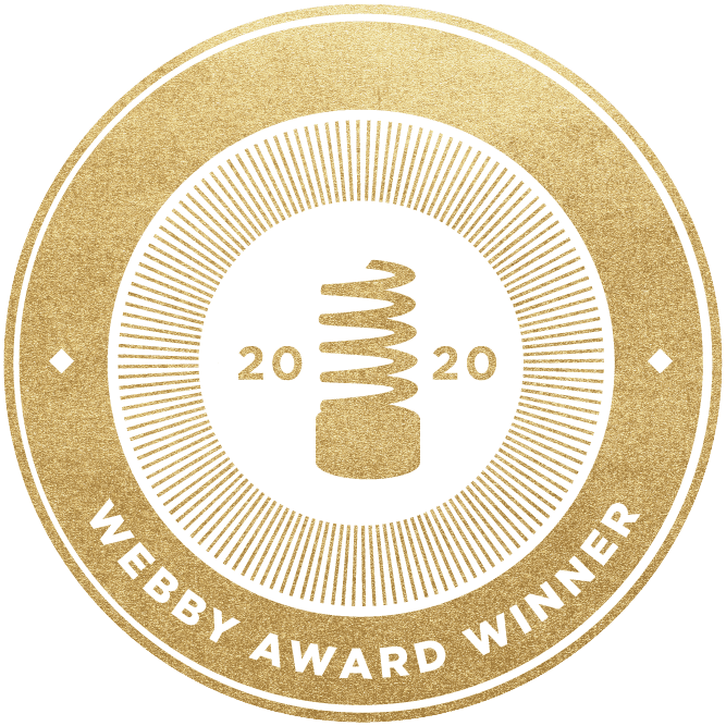 2020 Webby Award Winner for Law Website